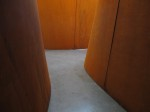 Richard Serra, Gagosian Gallery, New York, NY, September 14 - November 26, 2011