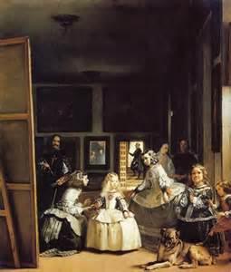Las Meninas, Diego Velazquez, 1656. (image from the internet)