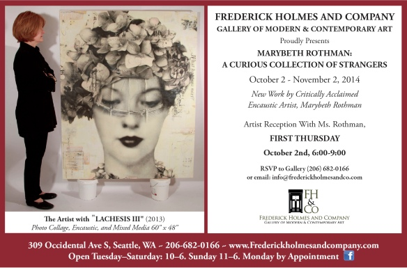 Ad from Seattle Met Magazine and Where Magazine